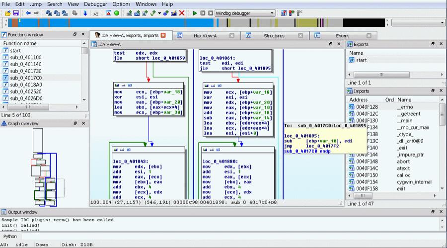 مهندسی معکوس نرم افزار چیست