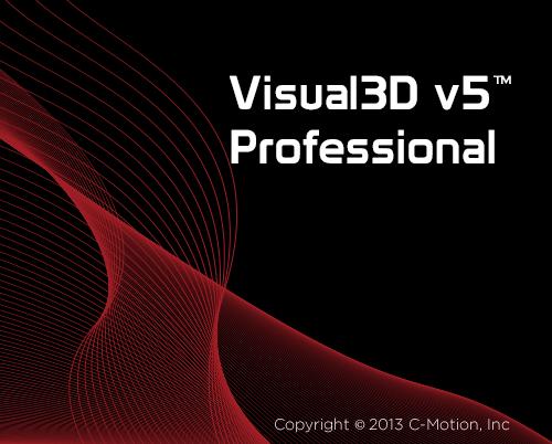 کرک نرم افزار visual3d