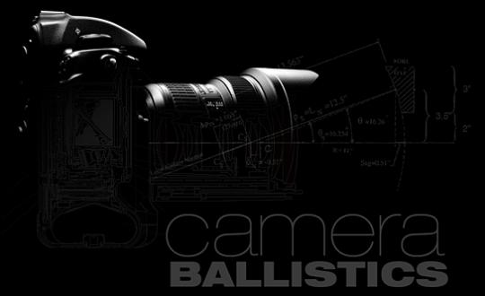 دانلود کرک نرم افزار Camera Ballistics